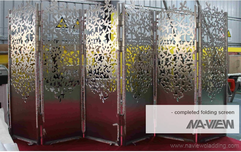 folding screen room divider 1