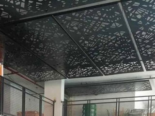 Modern Ceiling Design Hotel Project In Philippines