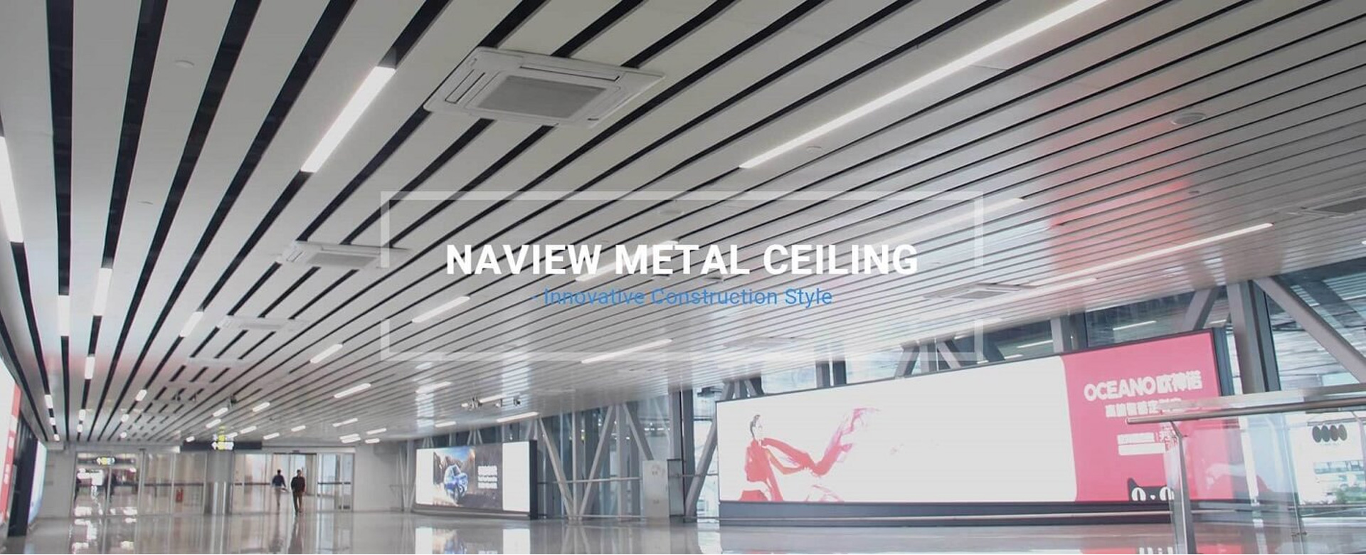 ceiling types